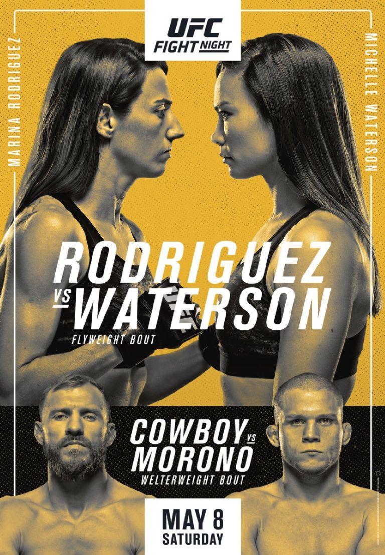 UFC Vegas 26: la jornada del sábado tendrá un nuevo encuentro estelar    Minuto Deportes