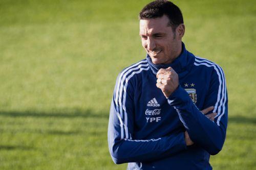 Momento de definición en la Selección Argentina: cuáles son las dudas que analiza Scaloni   Minuto Deportes
